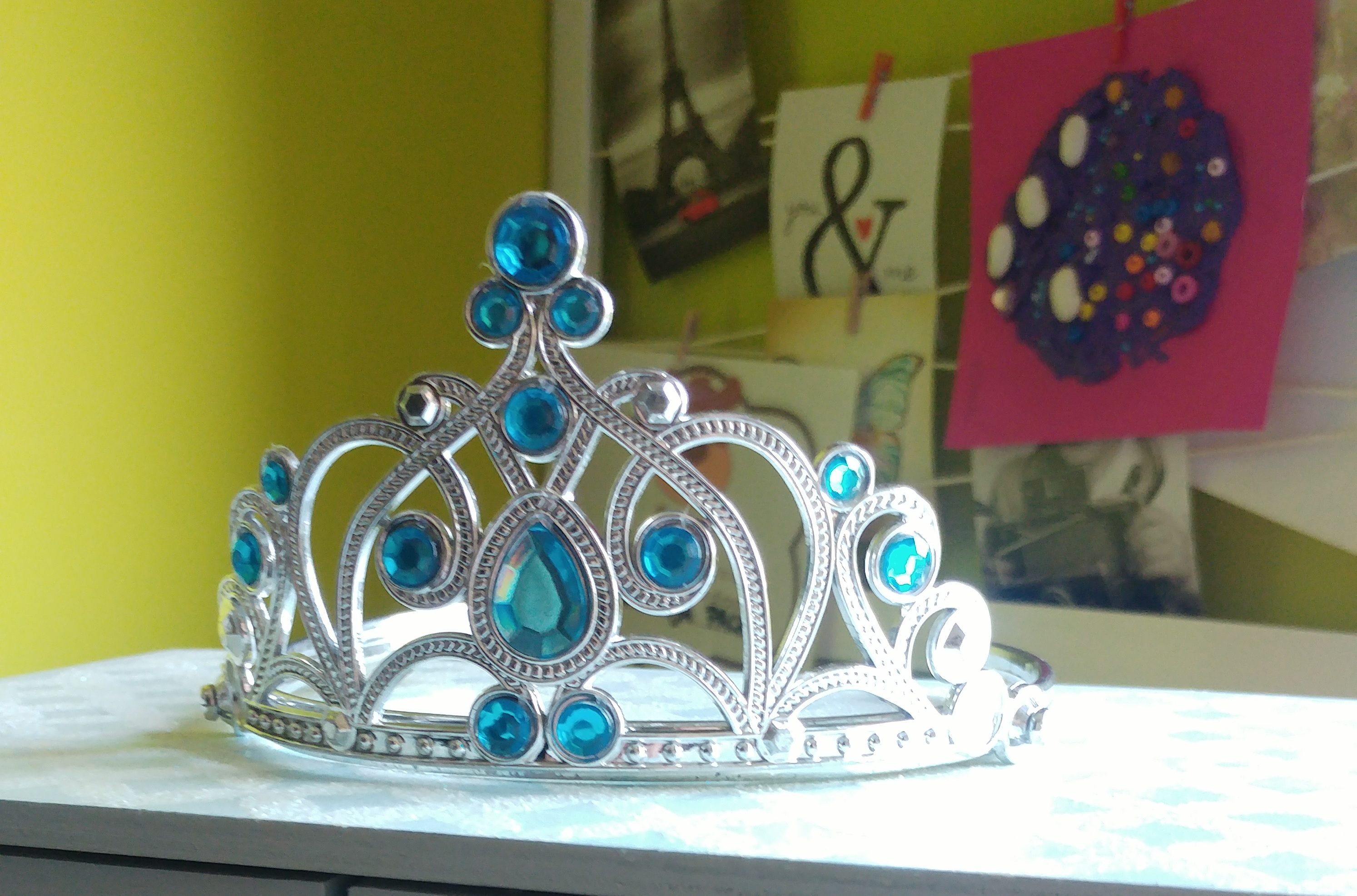 Korona - Nawet Księżniczka o porządek dbać musi