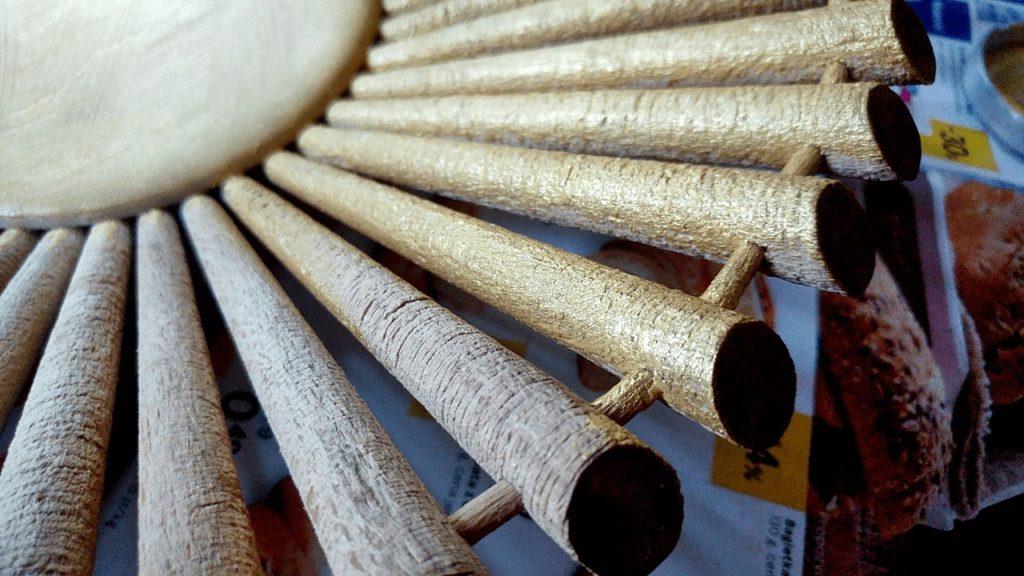 diy drewniany talerz 1024x576 - NIE WSZYSTKO ZŁOTO CO SIĘ ŚWIECI