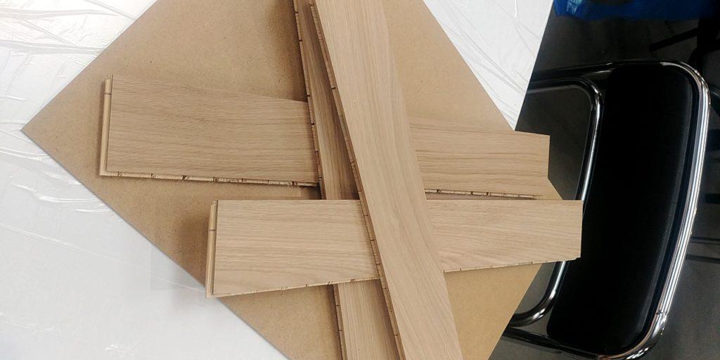 parkiet debowy drewniany 1024x512 - PARKIETEM O SCIANE