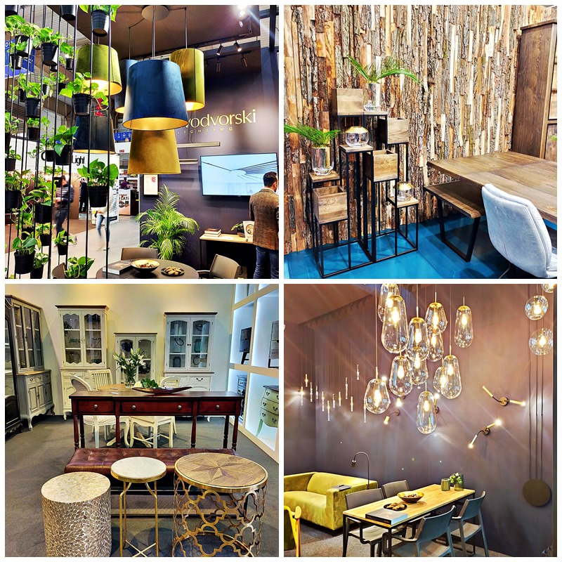 targi home dekor modne wnetrza - TARGI HOME DECOR - CO BĘDZIE MODNE W 2020 ROKU
