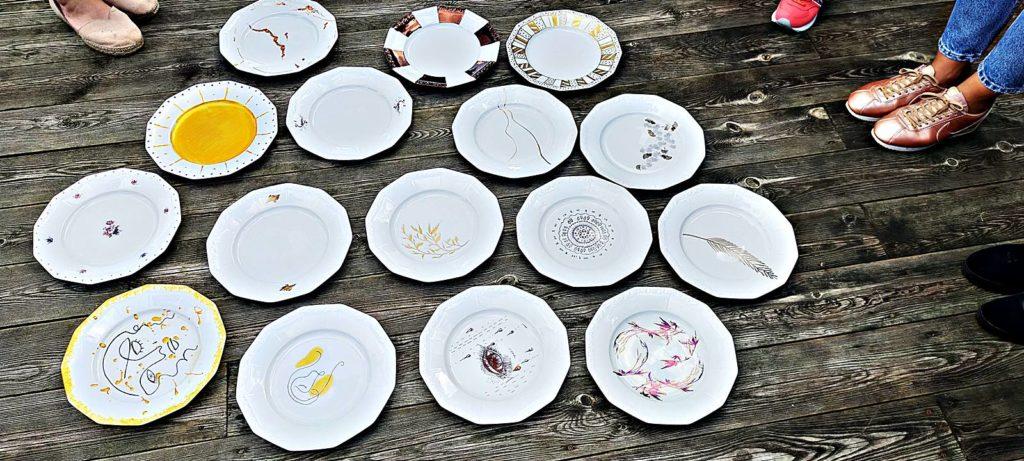 rosenthal malowanie porcelany 1024x461 - LA DOLCE VITA - MEETBLOGIN 2020