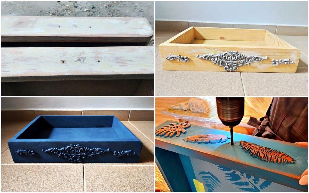 taca z szuflady 1024x640 - SZAFKA ART DECO - RATUJEMY CO SIĘ DA